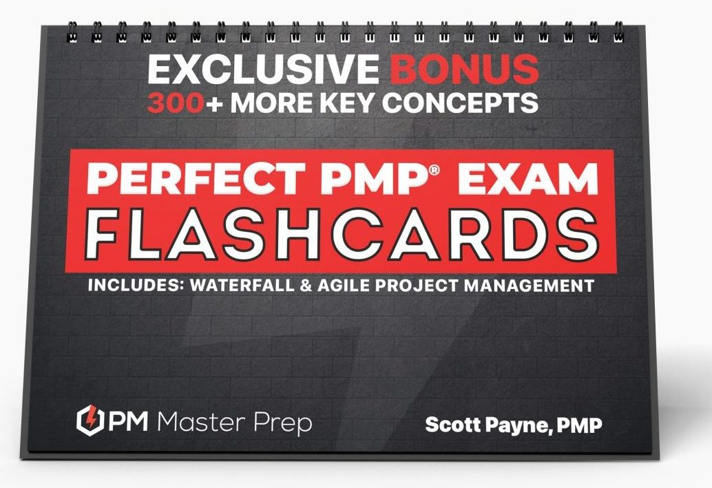 pmp exam flashcards bonuses