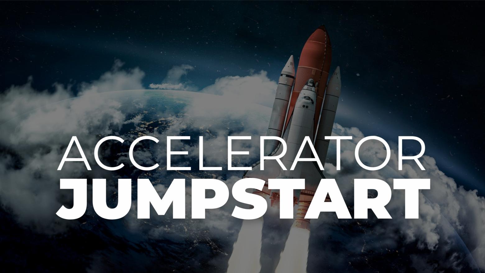 Accelerator Jumpstart 7 Day Accelerator Course